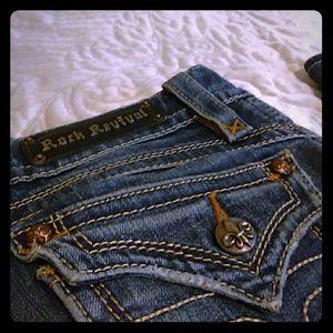 Rock Revival jeans 28 x 32